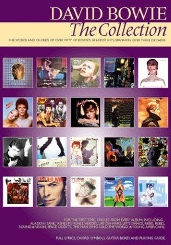 David Bowie: The Collection (akordy, texty, kytara)