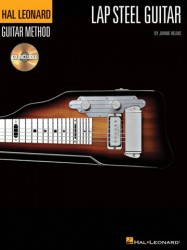 Hal Leonard Guitar Method: Lap Steel Guitar (noty, tabulatury, steel kytara) (+doprovodné CD)