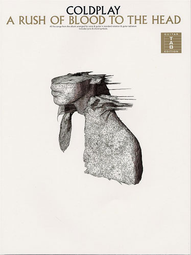 Coldplay: A Rush Of Blood To The Head (tabulatury, noty, kytara)
