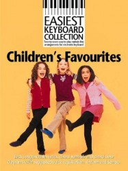 Easiest Keyboard Collection: Children's Favourites (noty, akordy, texty)