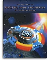 Electric Light Orchestra: All Over The World - The Very Best Of (noty, akordy, texty, klavír, kytara, zpěv)