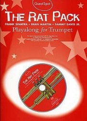 Guest Spot: Rat Pack Playalong For Trumpet (noty, trubka) (+CD)