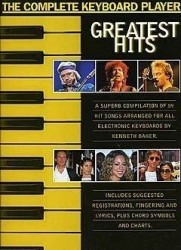 The Complete Keyboard Player: Greatest Hits (noty, akordy, texty)