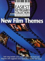 Easiest Keyboard Collection: New Film Themes (noty, akordy, texty)