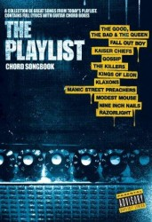 The Playlist - Chord Songbook 3 (texty & akordy)