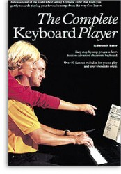 The Complete Keyboard Player: Omnibus Press Edition (noty, akordy, texty)