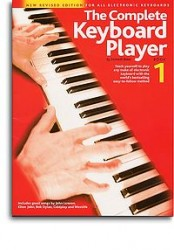 The Complete Keyboard Player: Book 1 (Revised Edition) (noty, keyboard)