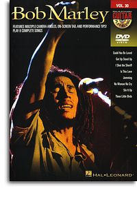 Guitar Play-Along DVD Volume 30: Bob Marley (DVD) (video škola hry na kytaru)