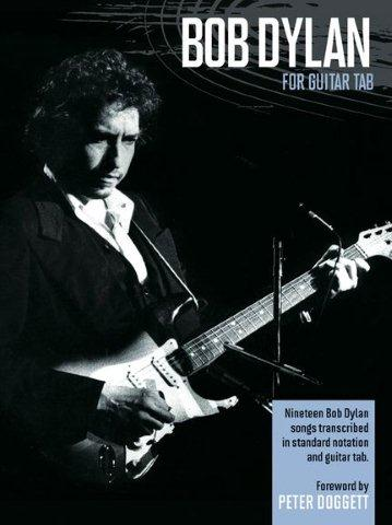 Bob Dylan: Guitar Tab Collection (taby, noty na kytaru)