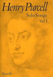 Henry Purcell: Solo Songs Volume I (noty, zpěv, cembalo)