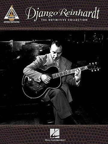 Django Reinhardt: The Definitive Collection (tabulatury, noty, akordy, kytara)