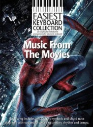 Easiest Keyboard Collection: Music From The Movies (noty, texty, akordy)