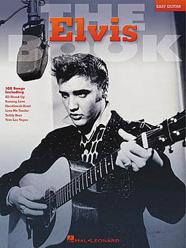 The Elvis Book (noty, akordy, texty)