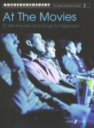 Easy Keyboard Library: At The Movies (noty, akordy, texty)
