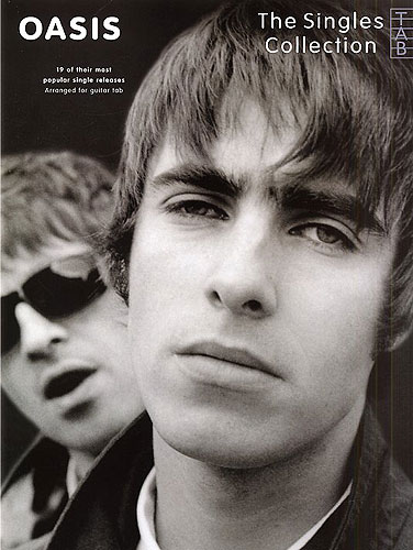 Oasis: The Singles Collection (tabulatury, noty, kytara)