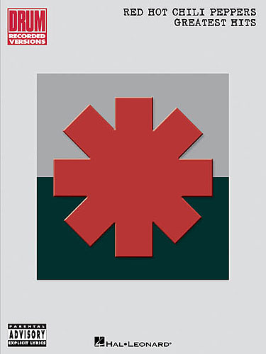 Red Hot Chili Peppers: Greatest Hits (Drums) (noty, bicí)