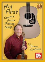 My First Country Guitar Picking Songs (noty na kytaru) (+CD)