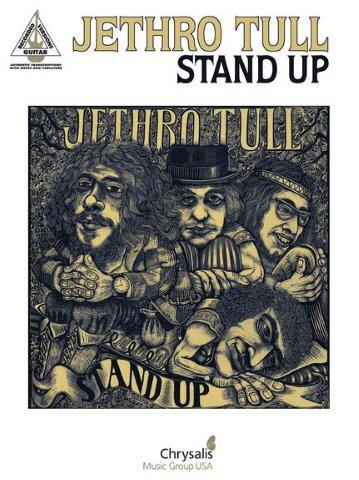 Jethro Tull: Stand Up - Recorded Versions Guitar (noty, taby na kytaru)