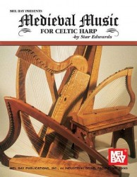 Medieval Music for Celtic Harp (noty na harfu)