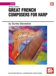 Great French Composers for Harp (noty na harfu)