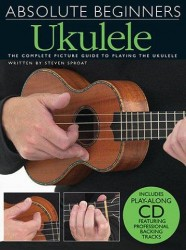 Absolute Beginners: Ukulele (noty na ukulele) (+CD)