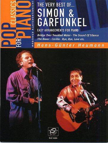 The Very Best Of... Simon & Garfunkel (noty, akordy, klavír)