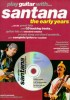 Play Guitar With... Santana - The Early Years (tabulatury, noty, akordy, kytara) (+doprovodné CD)