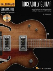 Hal Leonard Rockabilly Guitar Method (noty, tabulatury na kytaru) (+online audio)