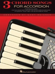 3-Chord Songs for Accordion (noty na akordeon)