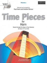 Time Pieces For Horn Volume 2 (noty na lesní roh, klavír)