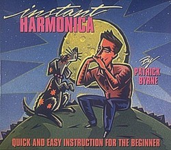 Instant Harmonica: Quick And Easy Instruction For The Beginner (noty na harmoniku)