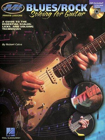 Musicians Institute: Blues/Rock Soloing For Guitar (noty ...