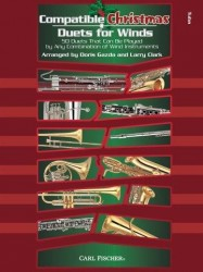 Compatible Christmas Duets For Winds: Tuba (noty na tubu)