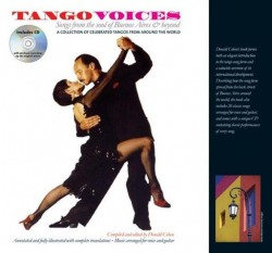 Tango Voices - Songs From The Soul Of Buenos Aires And Beyond (Hardback) (noty, melodická linka, akordy) (+CD)