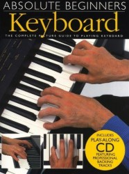 Absolute Beginners: Keyboard (noty na keyboard) (+CD)