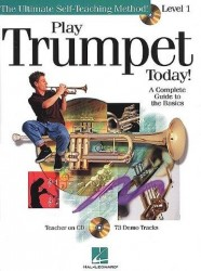 Play Trumpet Today! Level 1 (noty na trubku) (+CD)