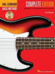 Hal Leonard Bass Method: Complete Edition (Second Edition) (noty na baskytaru) (+doprovodné CD)