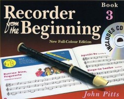 Recorder From The Beginning: Pupil's Book (2004 Edition) (noty na zobcovou flétnu) (+CD)