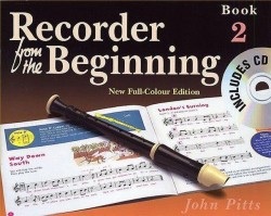 Recorder From The Beginning: Pupil's Book 2 (2004 Edition) (noty na zobcovou flétnu) (+CD)