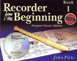 Recorder From The Beginning: Pupil's Book 1 - Classic Edition (noty na zobcovou flétnu) (+CD)