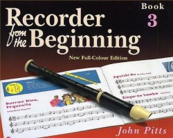 Recorder From The Beginning: Pupil's Book 3 (2004 Edition) (noty na zobcovou flétnu)