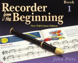 Recorder From The Beginning: Pupil's Book 1 (2004 Edition) (noty na zobcovou flétnu)