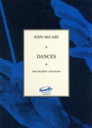 John McCabe: Dances For Trumpet And Piano (noty na trubku, klavír)