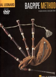 Hal Leonard Bagpipe Method (noty na dudy) (+online video)