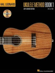 Hal Leonard Ukulele Method: Book 1 – Left-Handed Edition (noty, tabulatury na ukulele) (+CD)
