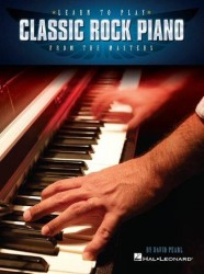 Learn To Play Classic Rock Piano From The Masters (noty na sólo klavír)