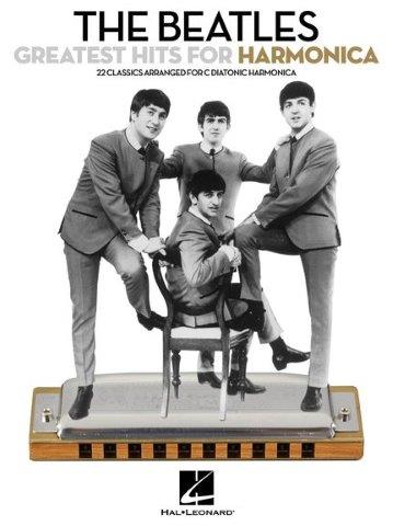 The Beatles Greatest Hits For Harmonica (noty na foukací harmoniku)