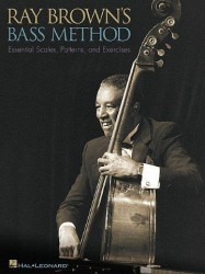 Ray Brown's Bass Method: Essential Scales, Patterns and Exercises (noty na kontrabas)