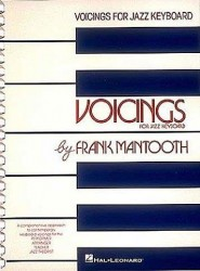 Frank Mantooth: Voicings For Jazz Keyboard (noty na keyboard)