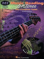Musicians Institute: Essential Concepts - Music Reading For Bass (noty na baskytaru)